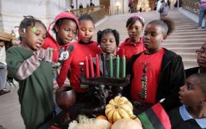 Village-Kids-Chorus-celebrates-Kwanzaa-SF-City-Hall-2011, 7th Annual San Francisco Kwanzaa Celebration, Culture Currents
