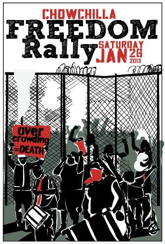 Chowchilla Freedom Rally
