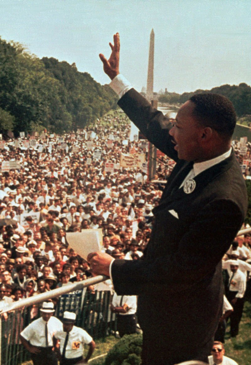 Martin-Luther-King-delivers-I-Have-a-Dream-speech-082863, Wanda's Picks for January 2013, Culture Currents