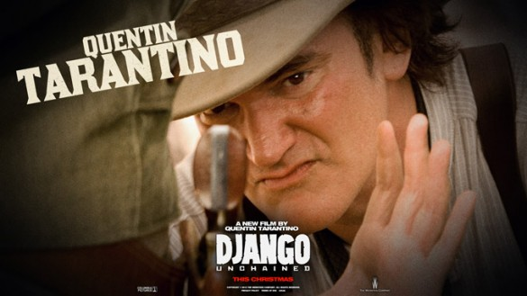 Quentin-Tarantino-Django-Unchained, The N-word unchained, Culture Currents