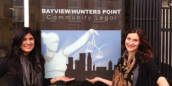 Bayview Hunters Point Community Legal