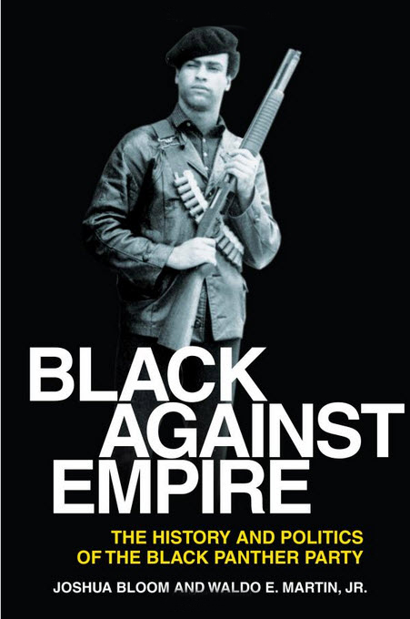 'Black Against Empire' cover
