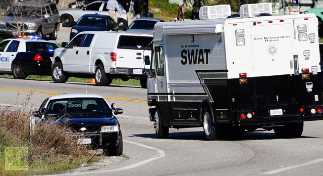 Christopher-Dorner-manhunt-near-Angelus-Oaks-021213-by-Gene-Blevins-Reuters, LAPD was never spooked by Christopher Dorner: Something don't smell right, National News & Views