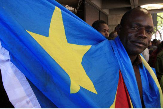 CongoFlagSupporter