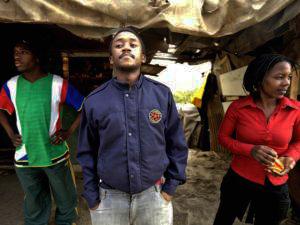 GÇÿDear MandelaGÇÖ activists Mnikelo, Mazwi, Zama