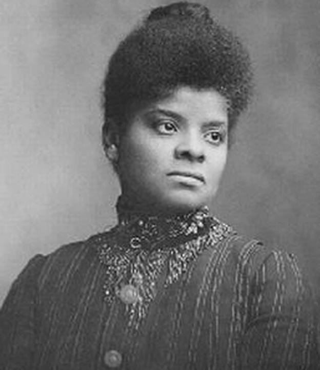 Ida B. Wells, web