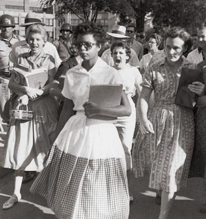 Little Rock Nine 1957