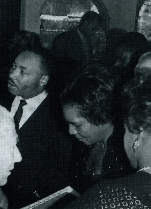 Martin-Luther-King-Claudia-Jones, Claudia Jones: African-Caribbean Communist defied racism, sexism and class oppression, Culture Currents