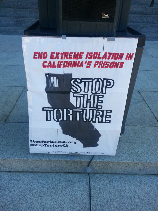 Assembly-hearing-on-SHUs-Stop-the-Torture-poster-022513-by-Bami-Iroko, Sacramento hearing exposes CDCR's hidden agenda, Behind Enemy Lines