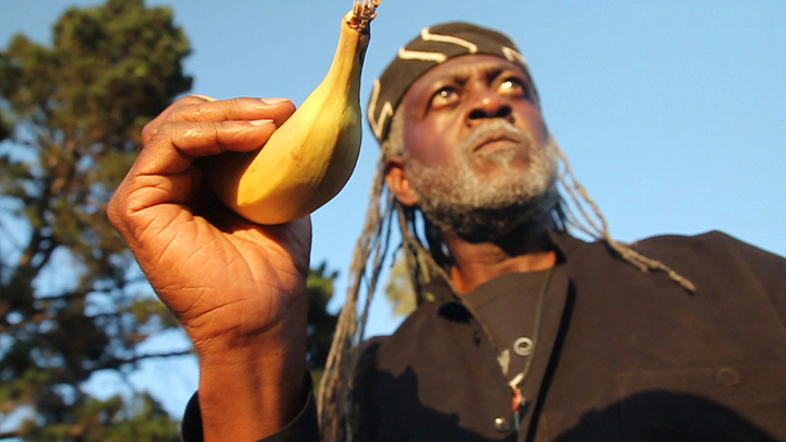 Baba Jahahara in 'Food Fight'