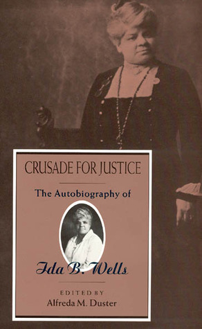 'Crusade for Justice' by Ida B. Wells cover