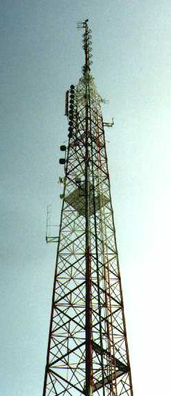 WPFW tower