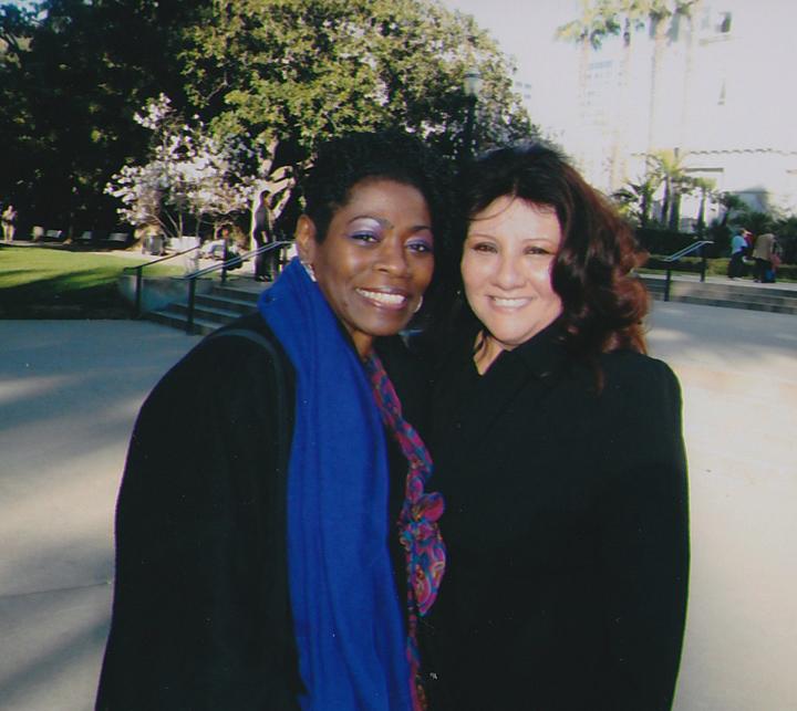 Assembly hearing on SHUs Marie Levin, Irene Huerta 022513 by Becky Padilla, web