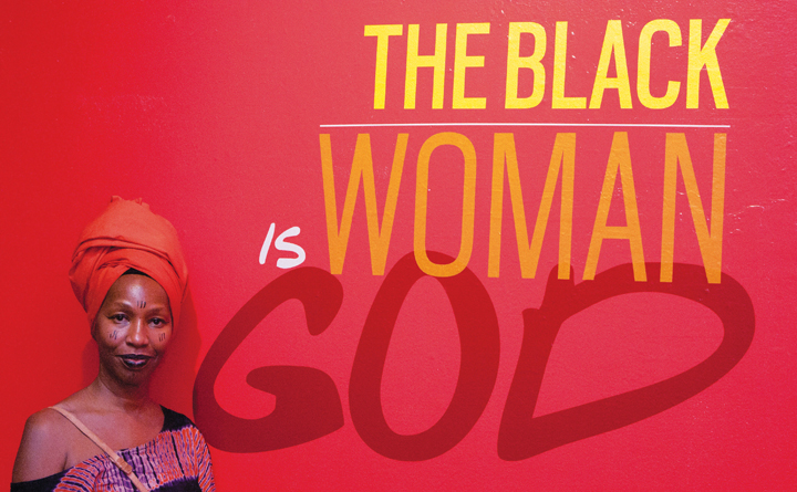 The Black Woman is God