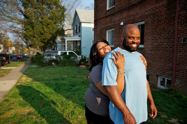 Carl Harris reunited with wife Charlene Hamilton after 20 yrs in prison by Mary F. Calvert, NYT