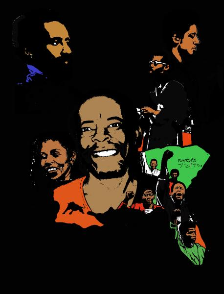 'Lessons from the New Afrikan Liberation Front (NALF) for Black Power, Land and Independence' Black Liberation Army by R