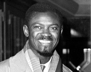 Patrice Lumumba by AFP closeup