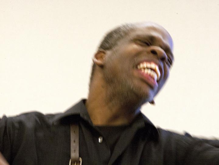 Krip-Hop Nation Blind Joe Capers Tour Leroy Moore 0213 by Malaika Kambon, web