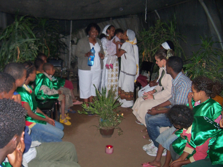 Ethiopia- Libations for the Ancestors, Addis Ababa 061813 by Wanda, web