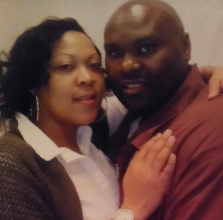 Lorenzo Johnson, wife Tazza