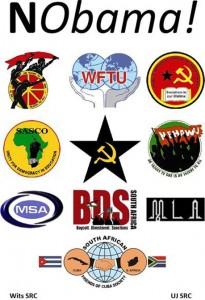 NObama-Coalition-Johannesburg-member-organizations-logos-205x300, NObama! South Africans prepare to protest Obama visit, World News & Views