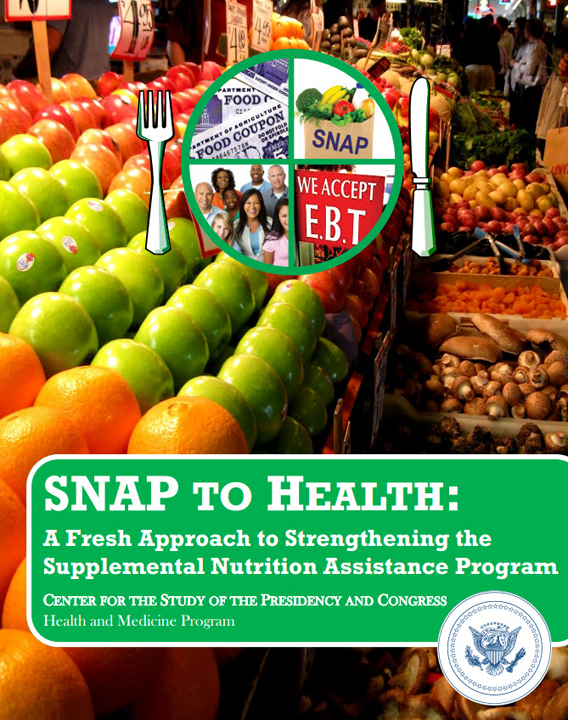 'SNAP to Health' cover