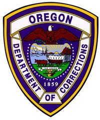 Oregon-Department-of-Corrections-logo, California prisoners' hunger strike: Oregon joins the fight, Behind Enemy Lines