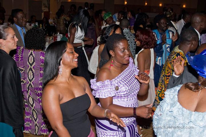 Ebusua 2011 Summer Ball: The African diaspora is a dancing diaspora.