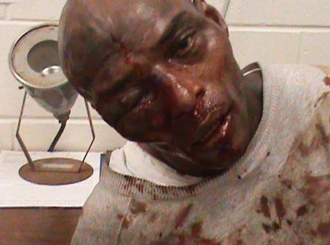 Kelvin-Stevenson-Georgia-prisoner-beaten-with-hammer-by-guards-123110, Video released of Georgia guards beating prisoners with hammer, Behind Enemy Lines