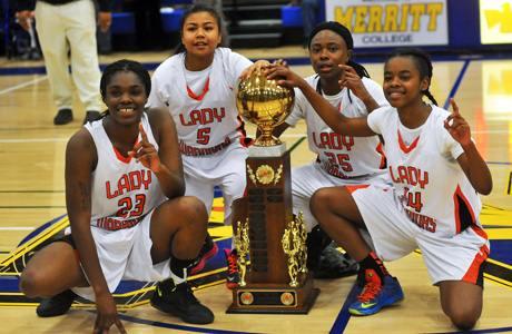 McClymonds-High-School-Girls-Basketball-Team-2013, McClymonds girls championship basketball team stars in 'I Just Wanna Ball', Culture Currents