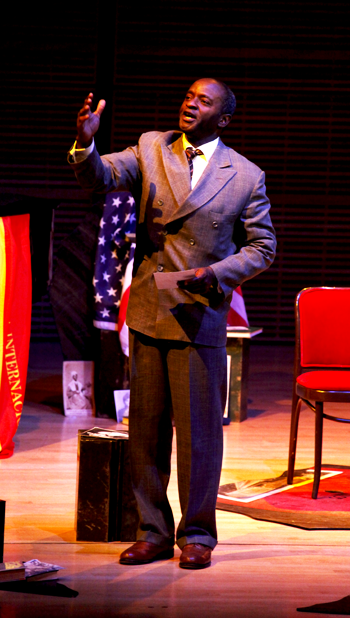 Tayo-Aluko-Call-Mr.-Robeson-Carnegie-Hall-2-by-Carol-Rosegg, Tayo Aluko is Paul Robeson in 'Call Mr. Robeson', Culture Currents