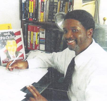 Charles 'Talib' Brooks