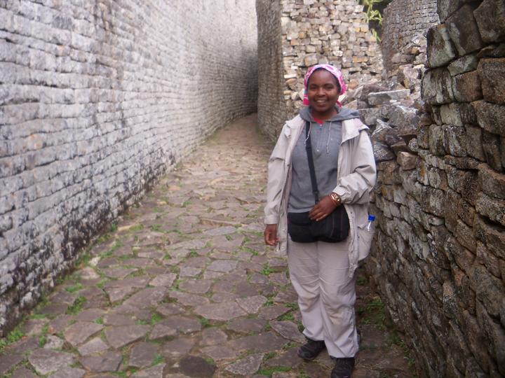 Great Zimbabwe 0813-1 by Wanda, web