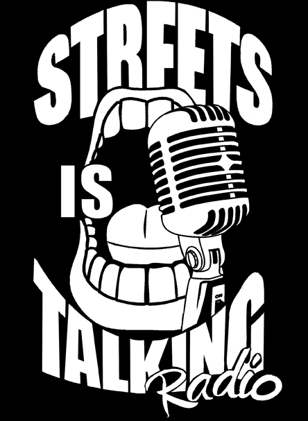 Streets Is Talking Radio logo