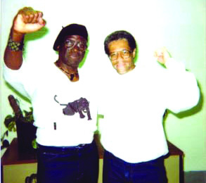 Herman Wallace, Albert Woodfox 2002
