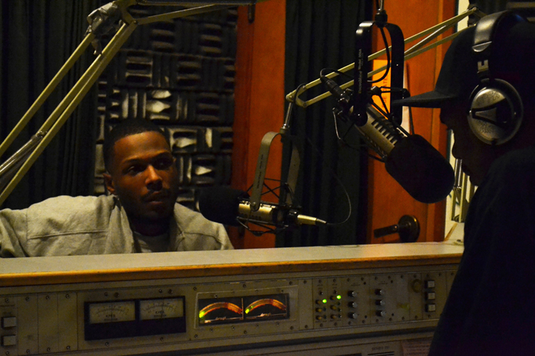 Malcolm-JR-broadcasting-Block-Report-Friday-Night-Vibe-KPFA-120311-web, Pacifica board member Tracy Rosenberg weighs in on JR's unjustifiable ban from KPFA, Local News & Views
