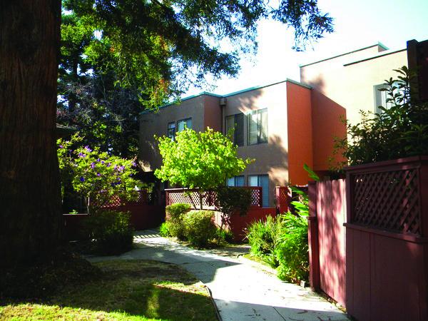 University Avenue Cooperative Homes, Berkeley