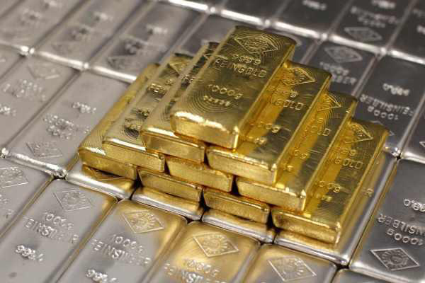 silver-and-gold-bars, Top 6 countries that grew filthy rich from enslaving Black people, World News & Views