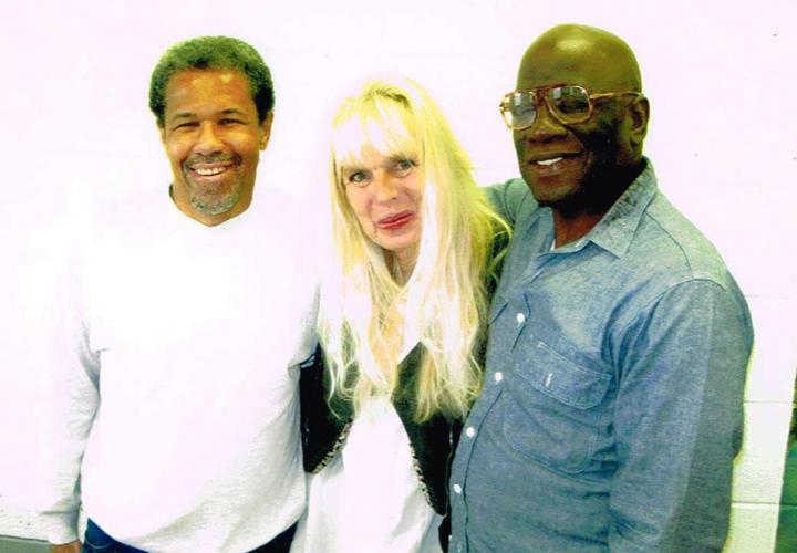 Albert Woodfox, Marina Drummer, Herman Wallace 2008, web