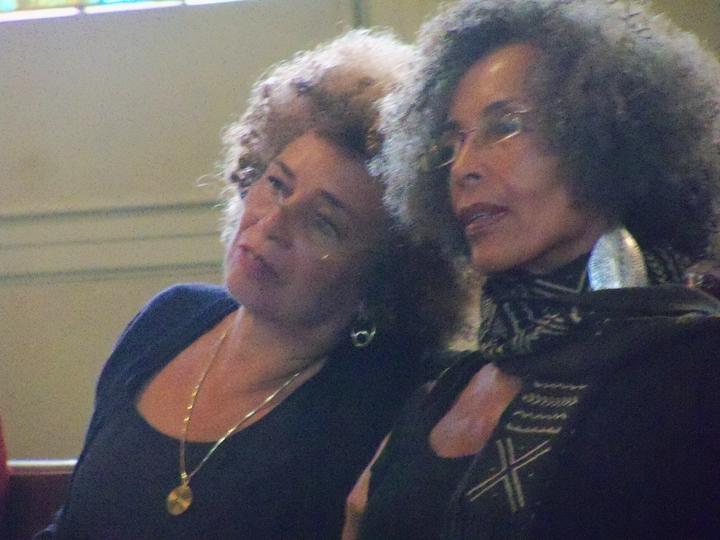 Fellowship Church 18th Annual Convocation Davis sisters, Angela & Fania 102013 by Wanda, web