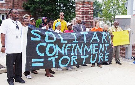 Friends of the Dallas 6 'Solitary confinement torture'