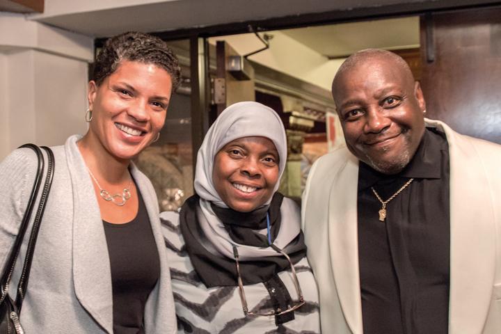 LSPC 35th Anniversary Michelle Alexander, Hamdiya Cooks, Dorsey Nunn 101913 by Aubrie Johnson, web