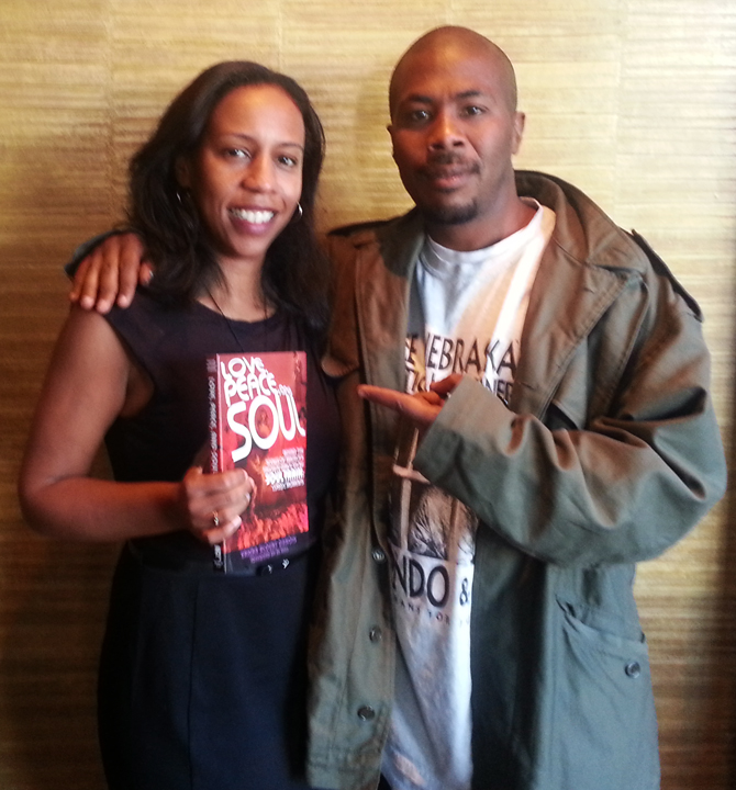 Ericka-Blount-JR, 'Love, Peace, and Soul': an interview wit author Ericka Blount, Culture Currents