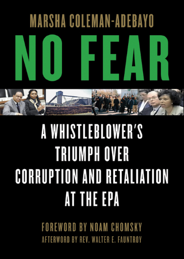 NO-FEAR-A-Whistleblowers-Triumph-Over-Corruption-and-Retaliation-at-the-EPA-cover, Gore-Mbeki Commission: Eyewitness to America betraying Mandela's South Africa, World News & Views