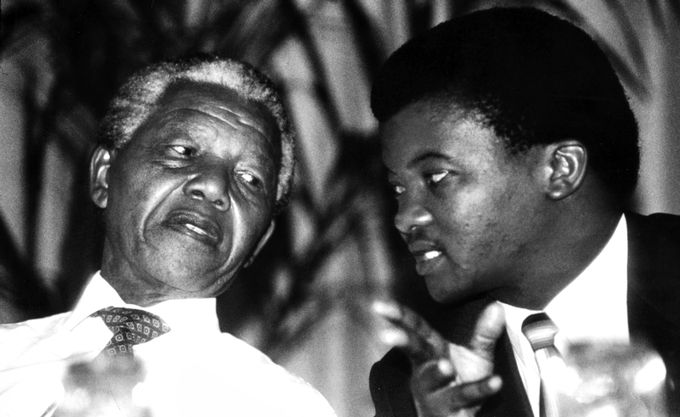Nelson-Mandela-Bantu-Holomisa, Gore-Mbeki Commission: Eyewitness to America betraying Mandela's South Africa, World News & Views