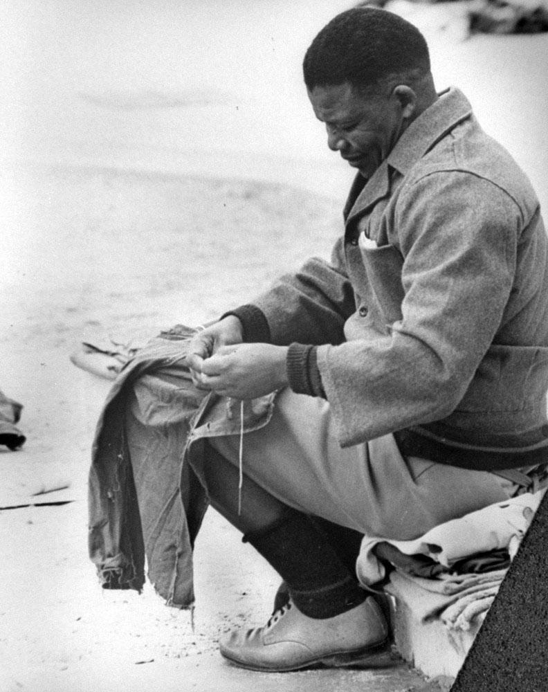 San Francisco Bay View » Mandela, sanitized