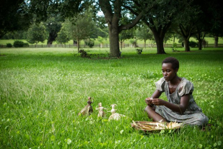 Patsey (Lupita Nyong'o) in '12 Years a Slave' by Jaap Buitendijk