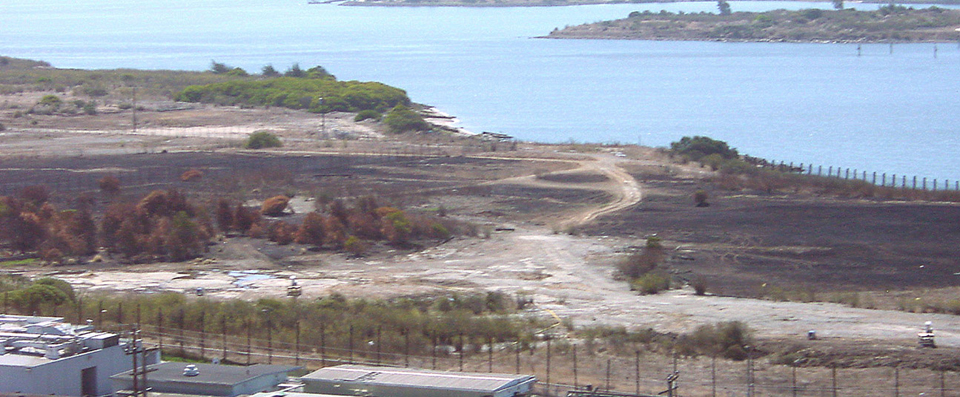 Shipyard-fire-090900-by-Maurice-Campbell-web, Hot spots: Radioactive San Francisco, Local News & Views