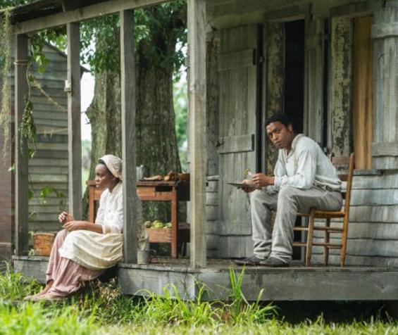 Solomon Northup (Chiwetel Ejiofor) in '12 Years a Slave' by Jaap Buitendijk