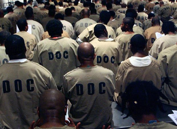 DOC Black prisoners
